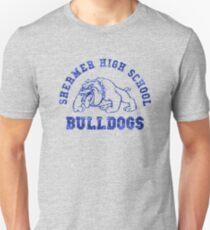 Shermer High School (Ferris Bueller, Sixteen Candles, Weird Science, Breakfast Club) T-Shirt