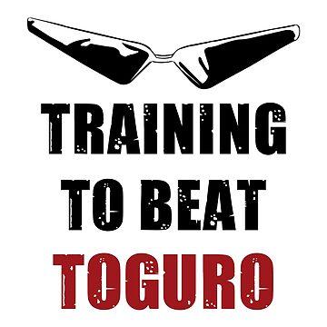 Training to Beat Toguro by SinomeRae