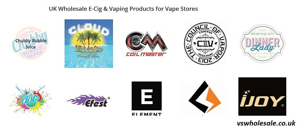 Explore Vape Products at Wholesale Price in UK by vswholesale
