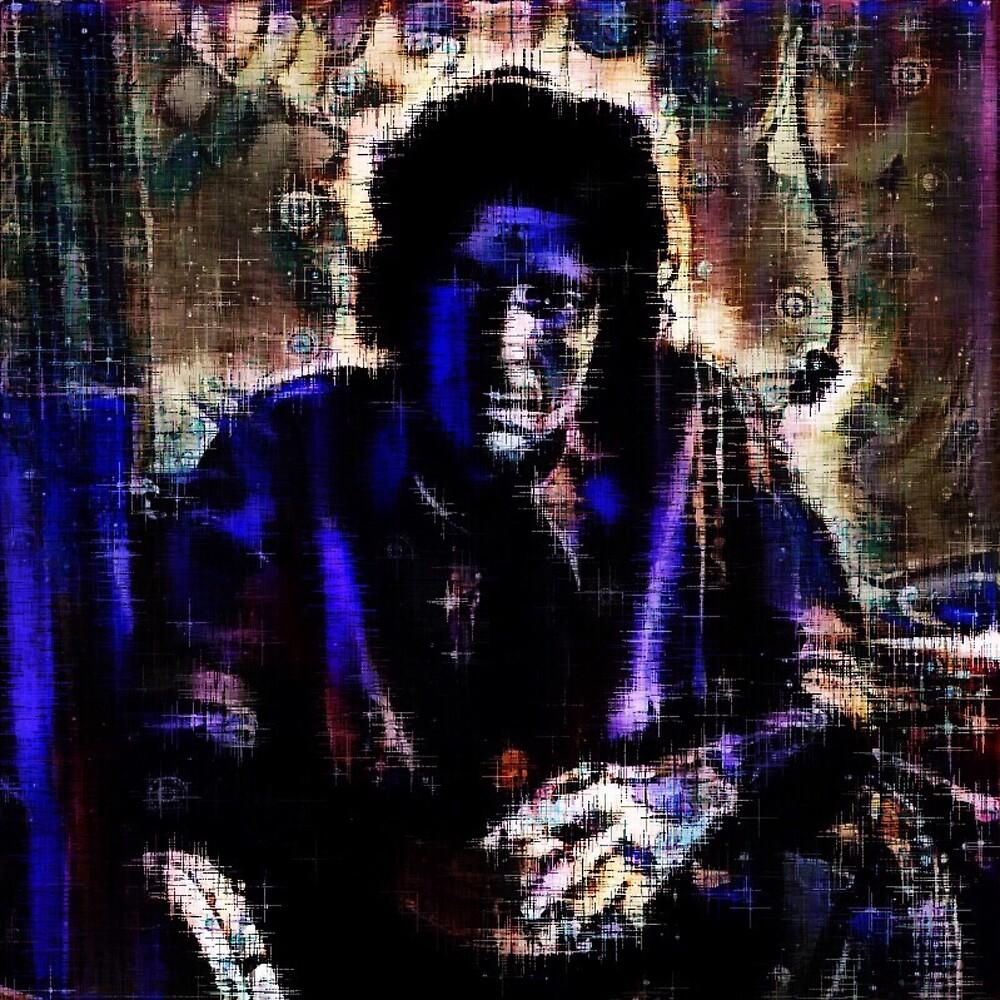 Blue Leonard  by davefitzy