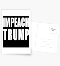 IMPEACH TRUMP Postcards