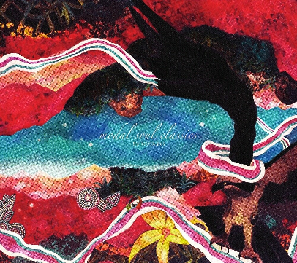 Nujabes - Modal Soul Classics by SpacePrinter