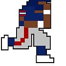 Tecmo Bowl New York by jackandcharlie
