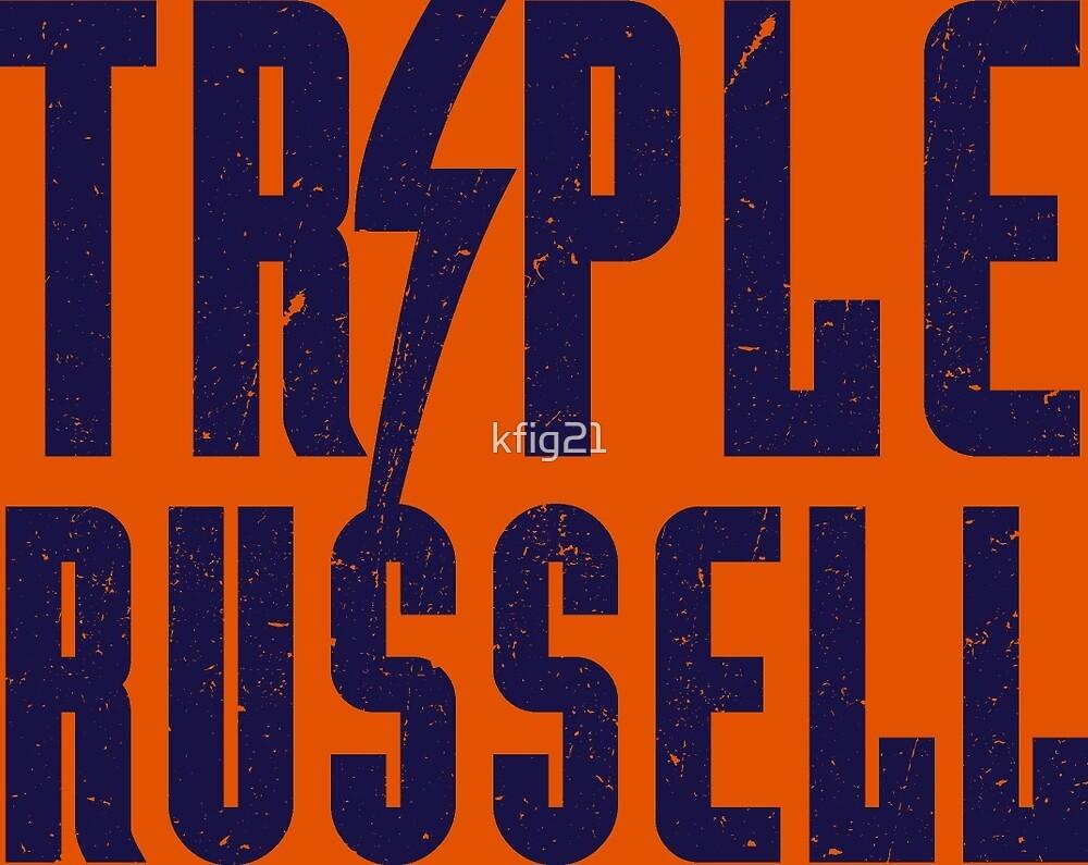 Triple Russell by SaturdayAC