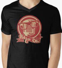 Rockabilly Men's V-Neck T-Shirt