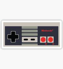 Nintendo NES Controller Sticker Sticker