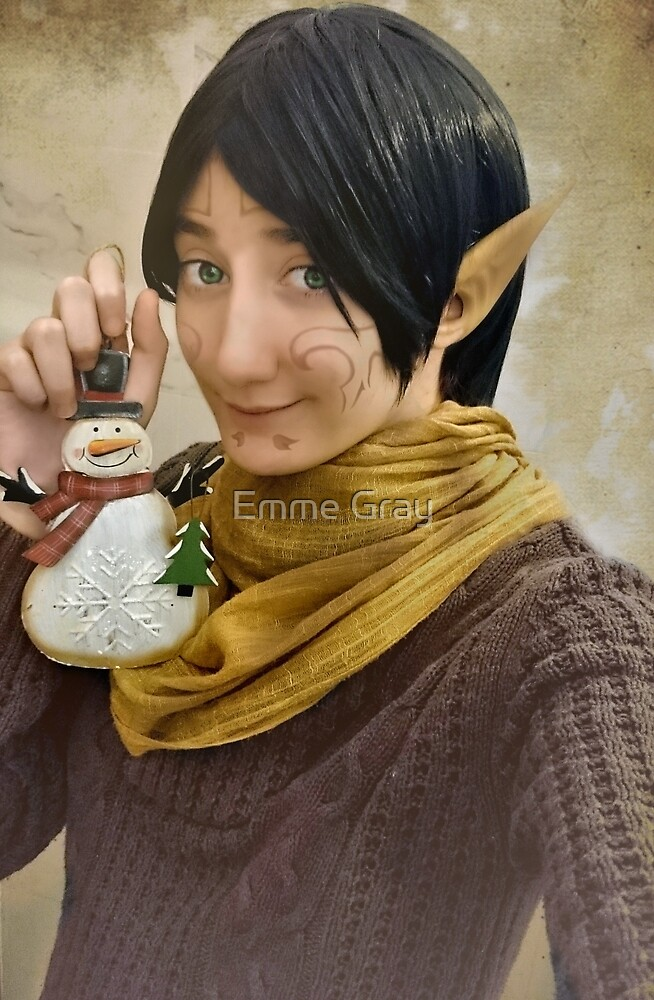 Advent Calendar Cosplay - 08|12 Merrill by Emme Gray
