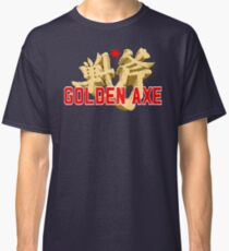 Golden Axe (Genesis Title Screen) Classic T-Shirt