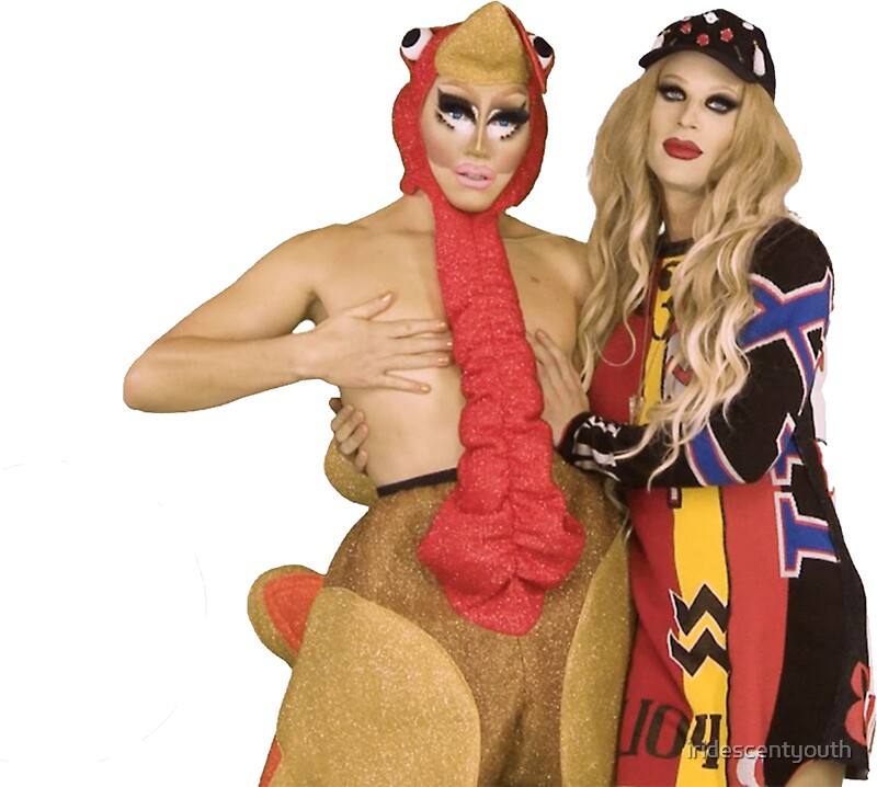 katya and trixie mattel dating We saw something click in you halfway through the competition what was the perception for you from inside, as a part of the competition trixie mattel and katya's high school reunion.