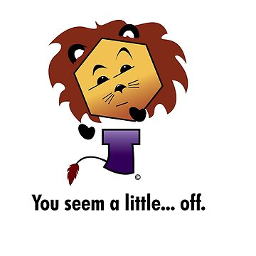 Yew Lion - You Seem a Little Off by Keith-mccrea