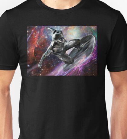 Silver Surfer Unisex T-Shirt