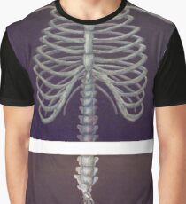 Smoking Bones Graphic T-Shirt