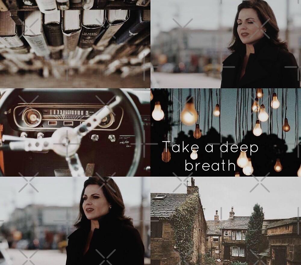 Regina Mills -Breath by NadGoupil