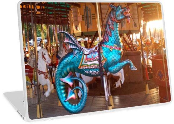 Sea Dragon - The Carousel - Washington D.C. by dbernadette930