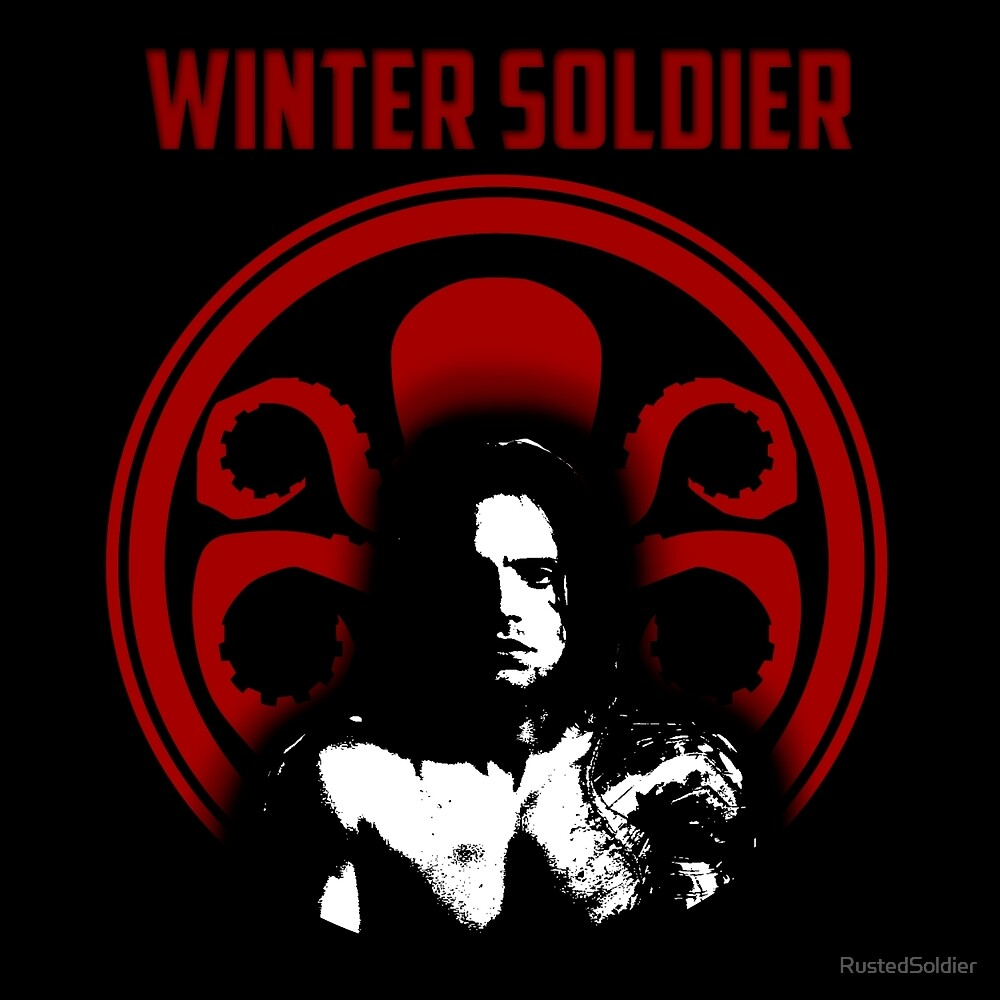 Winter Soldier by RustedSoldier