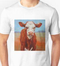 Calf Stare Unisex T-Shirt
