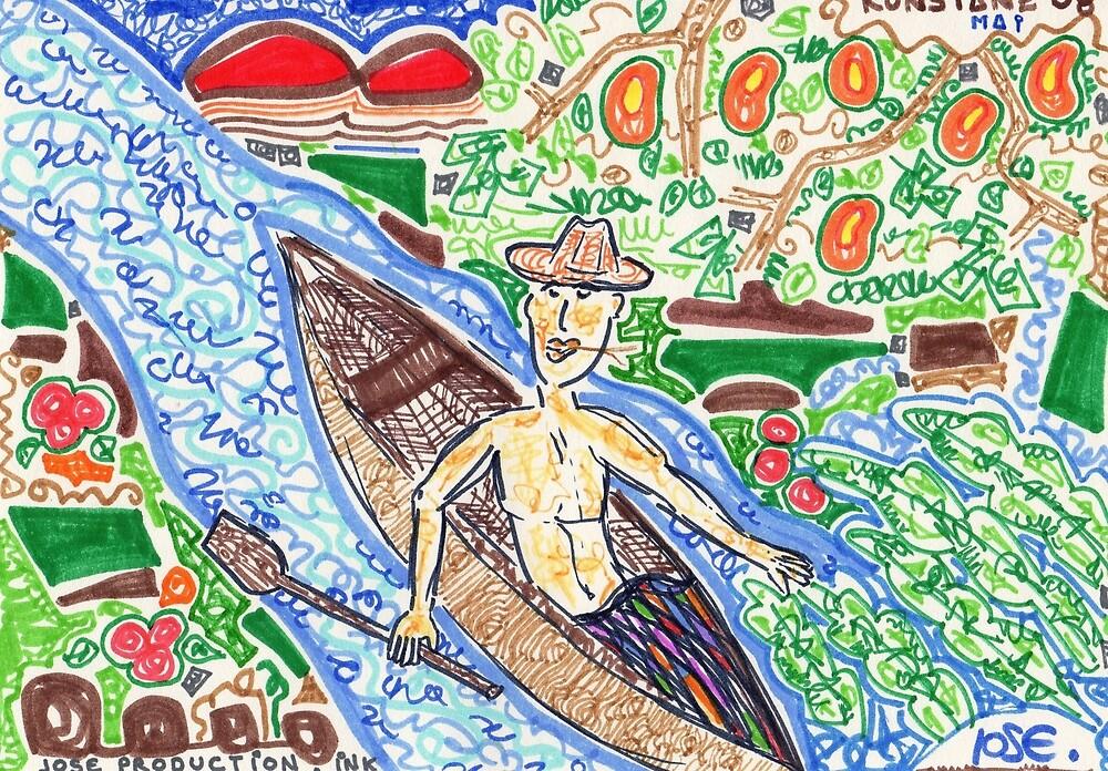 Man Rio Mangos by JoseProductions