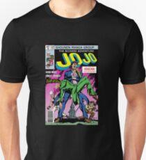Jojo XMen/Crisis homage Unisex T-Shirt
