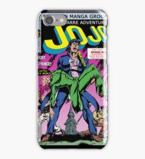 Jojo XMen/Crisis homage iPhone Case/Skin