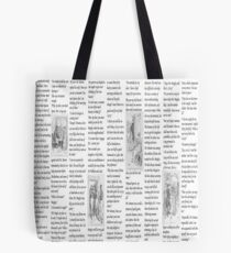 Pride and Prejudice Tote Bag