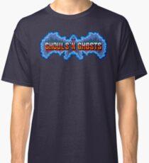 Ghouls 'n Ghosts (Genesis Title Screen) Classic T-Shirt