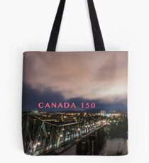 Pont Alexandra Bridge Gatineau Tote Bag