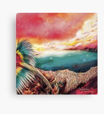 Nujabes - Spiritual State Canvas Print