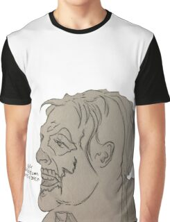 graves Graphic T-Shirt