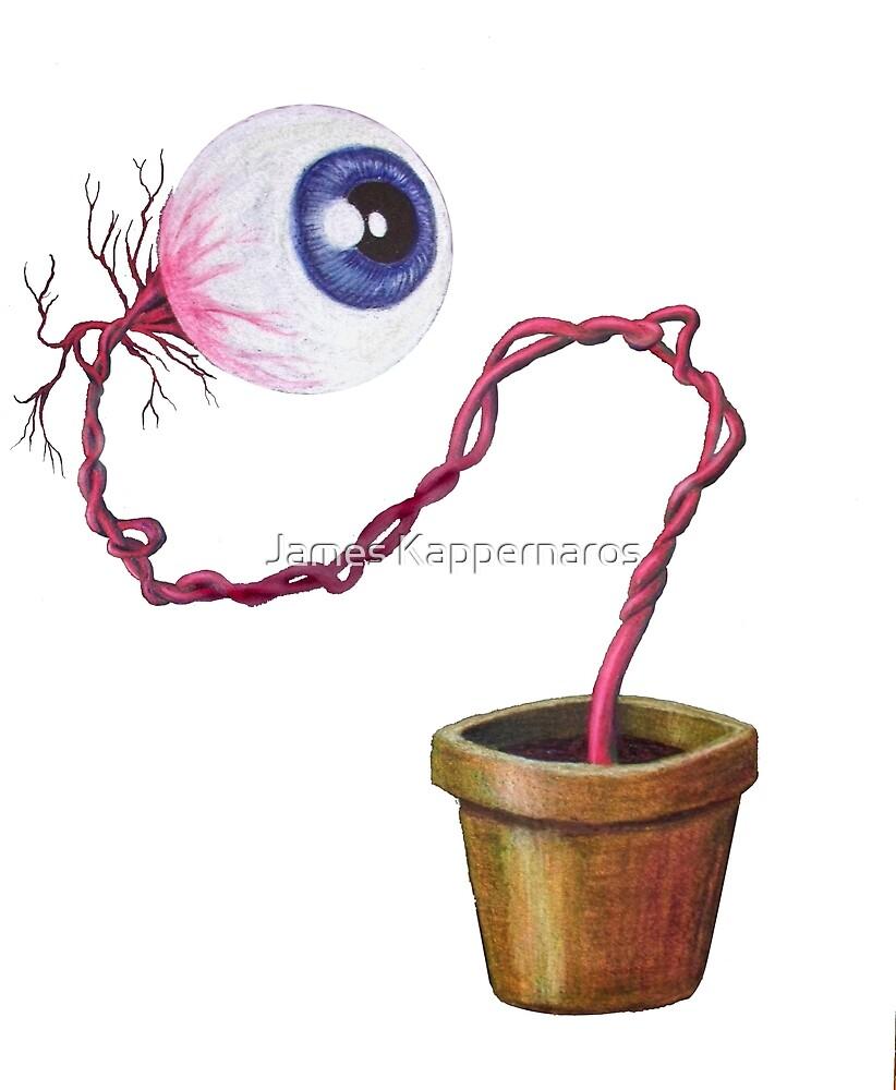 Eye Plant by James Kappernaros