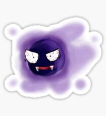 Ghastly (Pokemon) ;) Sticker
