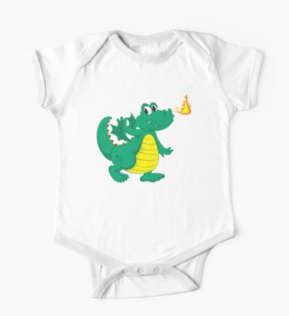 Happy Luck Dragon Kids Clothes