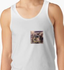 Draco the Dragon abstract in window Tank Top