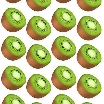 Kiwifruit by MittensChan