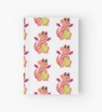 Peach Girl Dragon Hardcover Journal