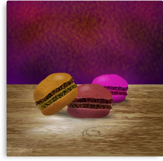 macaroons  by thebigG2005