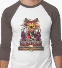 Ghouls 'n Ghosts Men's Baseball ¾ T-Shirt