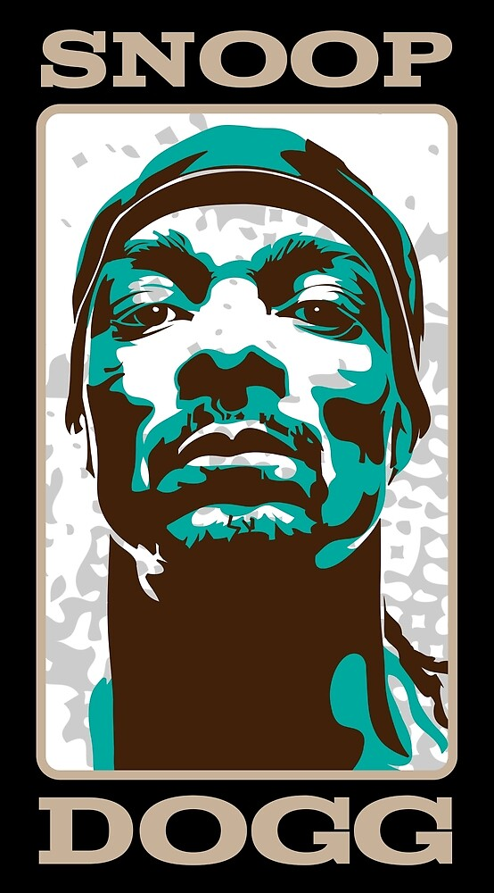 Snoop Dogg by digsterdesigns
