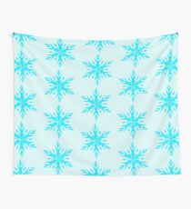 Frozen Fractals Wall Tapestry
