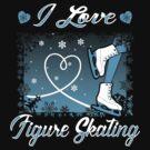 I Love Figure Skating  by frogcreek