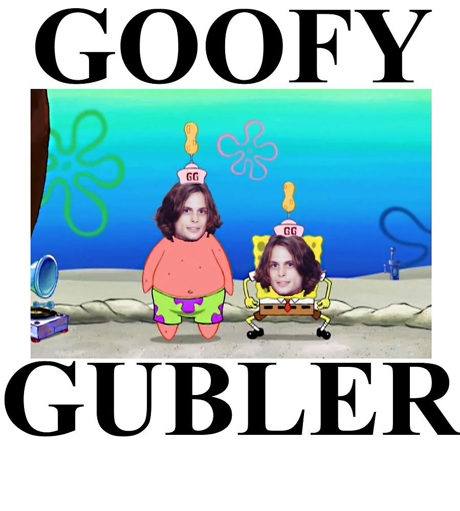 i'm a goofy gubler, yeah by jodilovesbucky