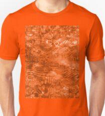 ironic chaos - (orange) T-Shirt