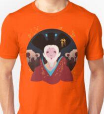 Robotic Geisha Unisex T-Shirt