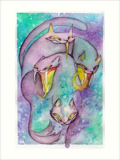 Kittysnakes by PrendorianCrab