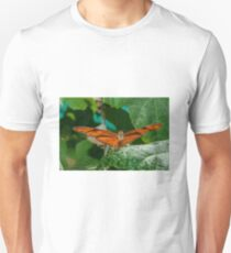 Julia Heliconian butterfly, (Dryas Iulia), T-Shirt