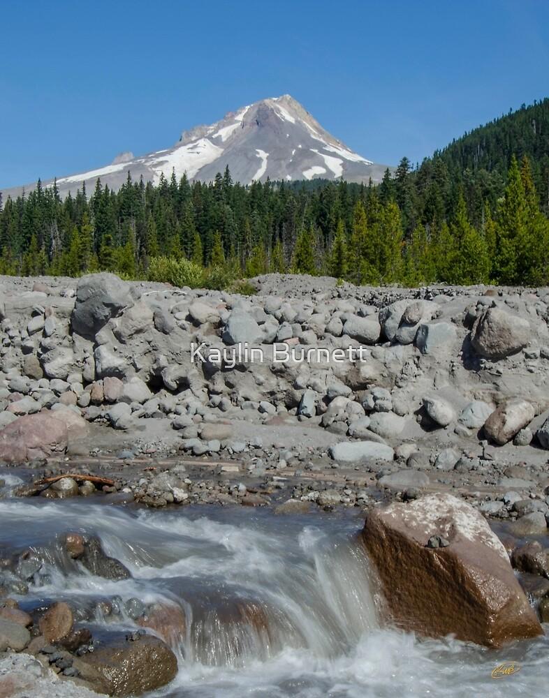 Mt Hood by Kaylin Burnett