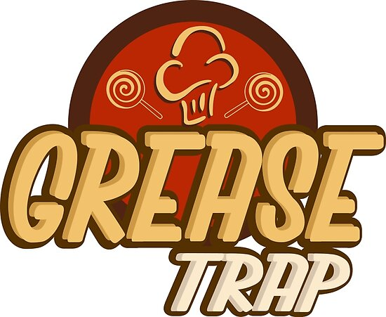 alternative grease trap logo 2 posters by 636cateringandft