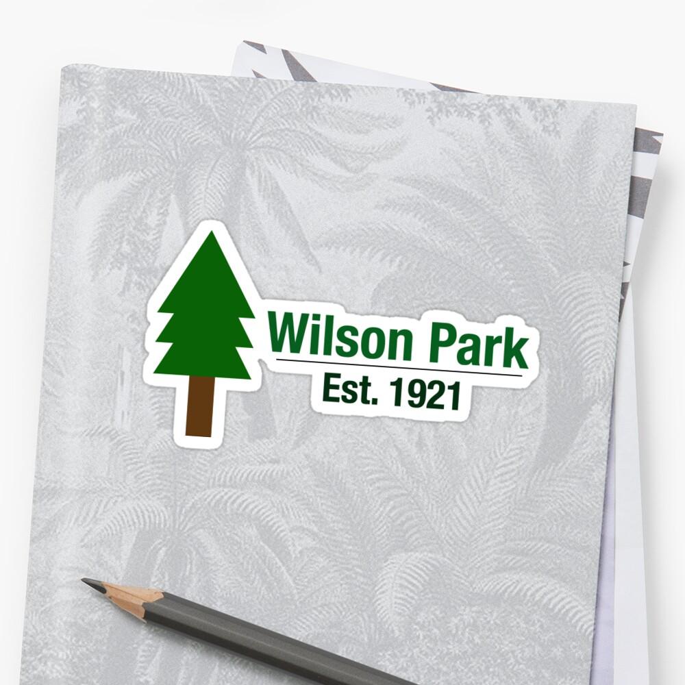 Wilson Park   Geofilter by Nicholas Wilmsmeyer