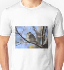 White-throated sparrow Unisex T-Shirt
