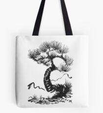 Japanese Bonsai Tree Tote bag