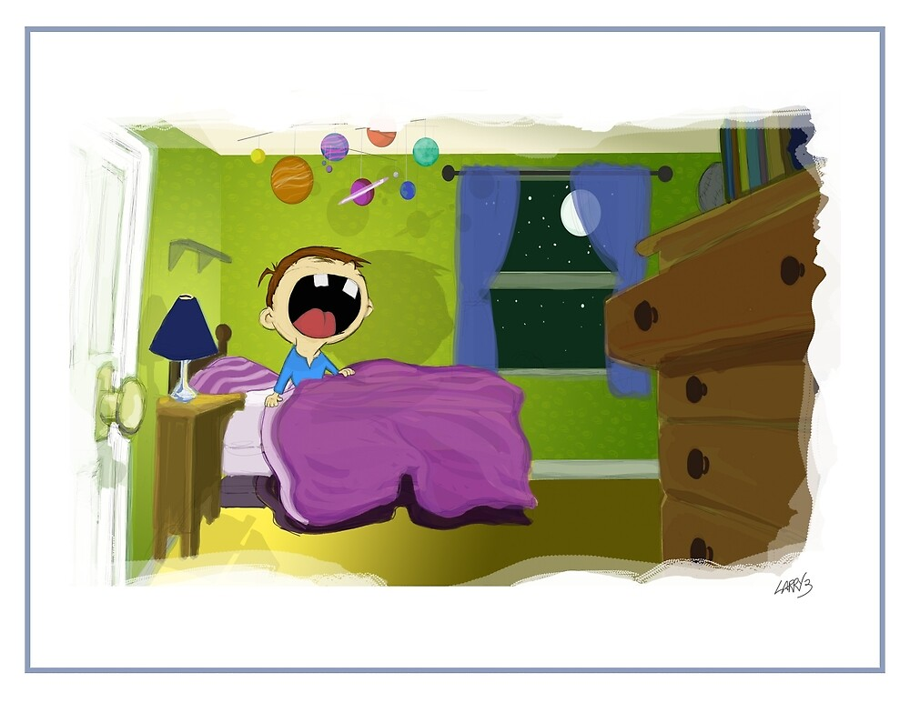 Bedtime by Larry3studios